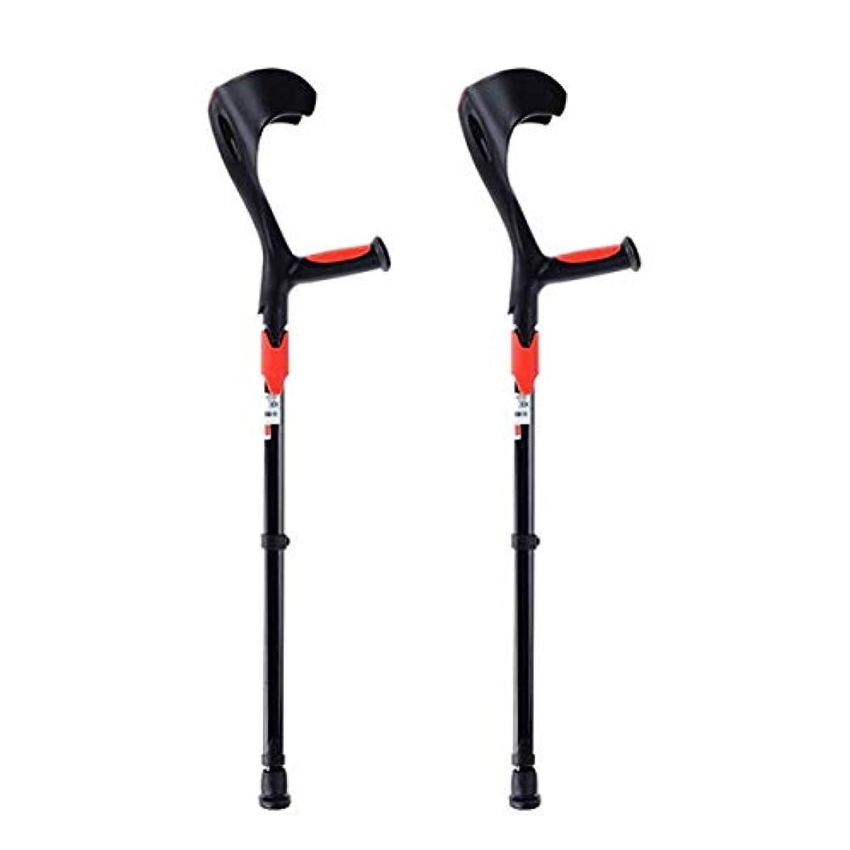 構造的リートマトオープクラッチ 杖 カフクラッチ杖 10段階調節可能ジャストフィットグリップ リハビリ 介護補助歩行 軽量 アルミ