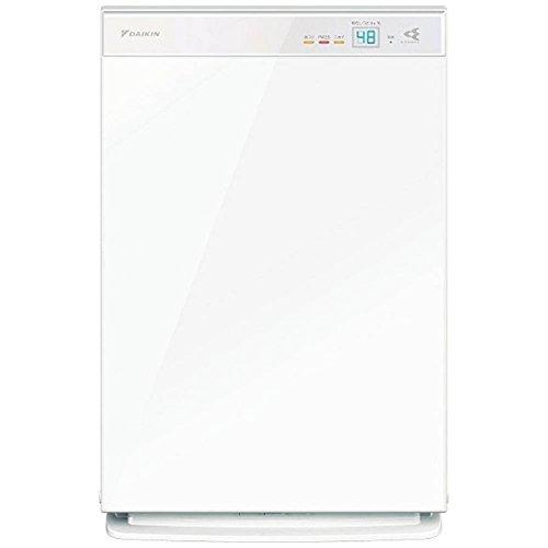 ダイキン 加湿空気清浄機 (空気清浄:~31畳/加湿:~18畳) MCK70U-W ホワイト...