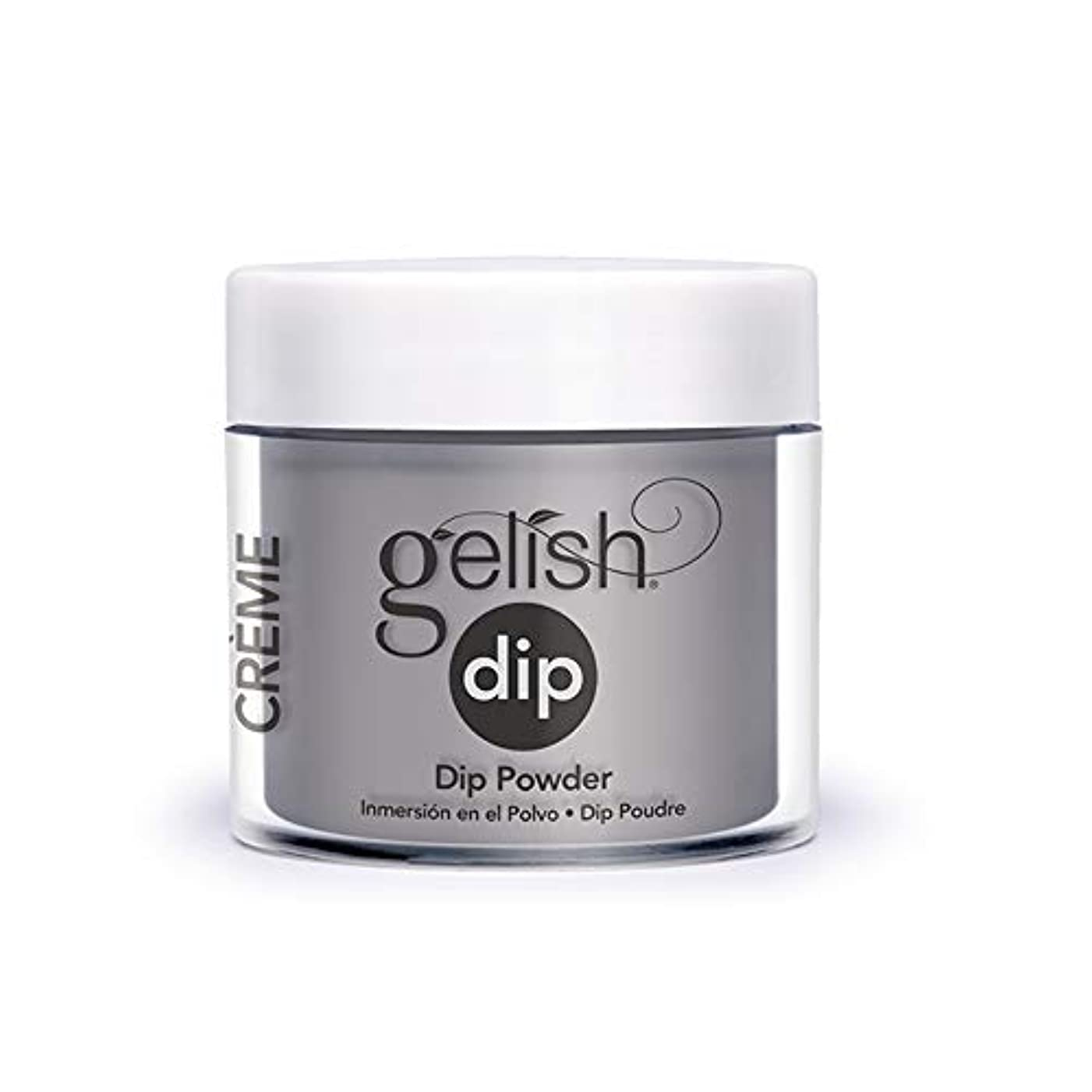 火山学結果ラジウムHarmony Gelish - Acrylic Dip Powder - Clean Slate - 23g / 0.8oz