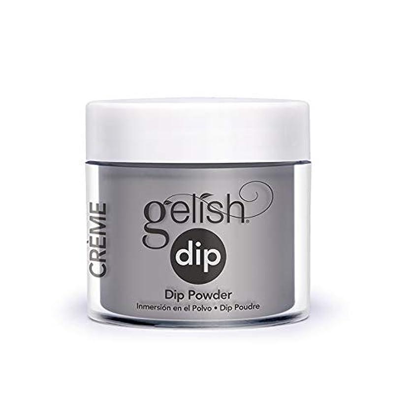 脇にピケ目の前のHarmony Gelish - Acrylic Dip Powder - Clean Slate - 23g / 0.8oz