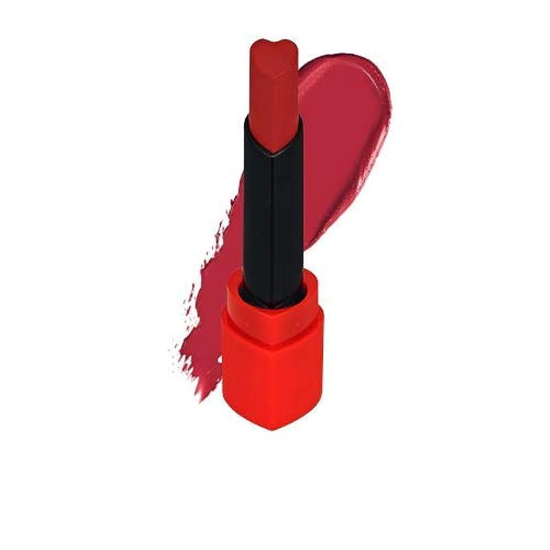 年金受給者契約胸ホリカホリカ ハートクラッシュ?ベルベット?リップスティック HOLIKA HOLIKA Heart Crush Velvet Lipstick 1.8g (# PK03 GENTLE ROSE) [並行輸入品]