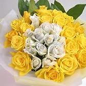 12か月の星座のブーケ しし座 花束 70本 【生花】【お祝い】【記念日】【誕生日】【フラワーギフト】【バラ】