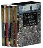 The Hobbit and The Lord of the Rings 1st (first) edition Text Only