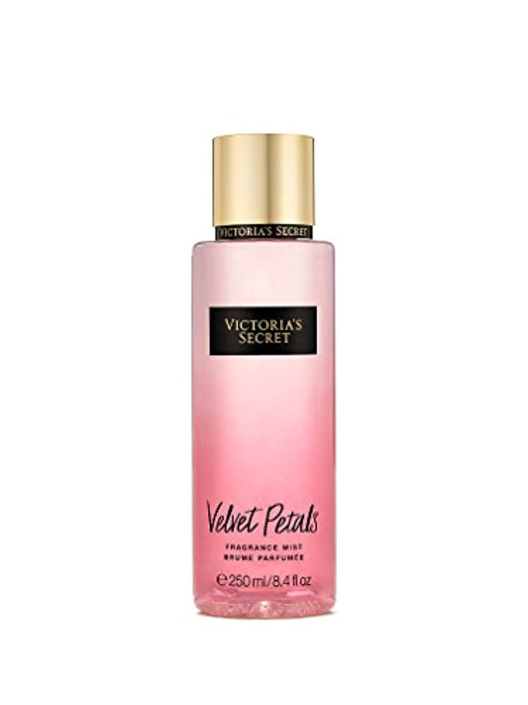 凍る曲がった献身【並行輸入品】Victoria's Secret Velvet Petals Fragrance Mist ヴィクトリアズシークレットベルベットぺタルズミスト250 ml