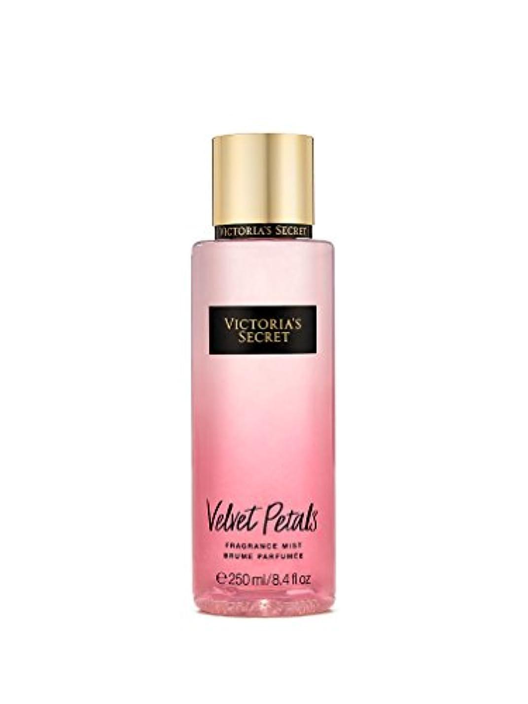 バストメタリックドロー【並行輸入品】Victoria's Secret Velvet Petals Fragrance Mist ヴィクトリアズシークレットベルベットぺタルズミスト250 ml