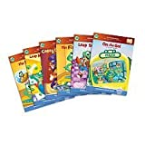 Leapfrog Leapreader Learn To Read Book Set 1: Short Vowels by LeapFrog [並行輸入品]