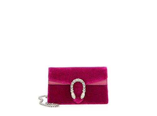 (グッチ) Gucci Dionysus Velvet Mini Chain Shoulder Bag ディオニュソス ベルベット ミニ チェーンショルダー バッグ 0400094591401 (並行輸入品) dolzikgoo