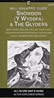 Snowdon and the Glyders: A Hill-walkers' Map and Guide (Altos Explorer S.)
