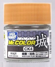 Mr.カラー CK4 板敷・柱色 【HTRC 3】