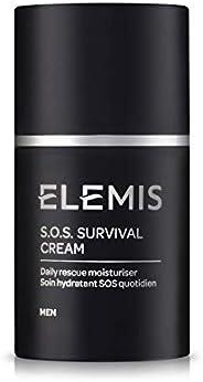 Elemis Time Men's S.O.S. Survival Cream Sensitive Easily Irritated Skin,