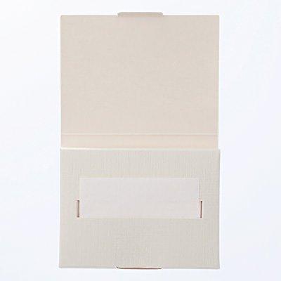 無印良品 紙おしろい 60枚入・オークル 日本製