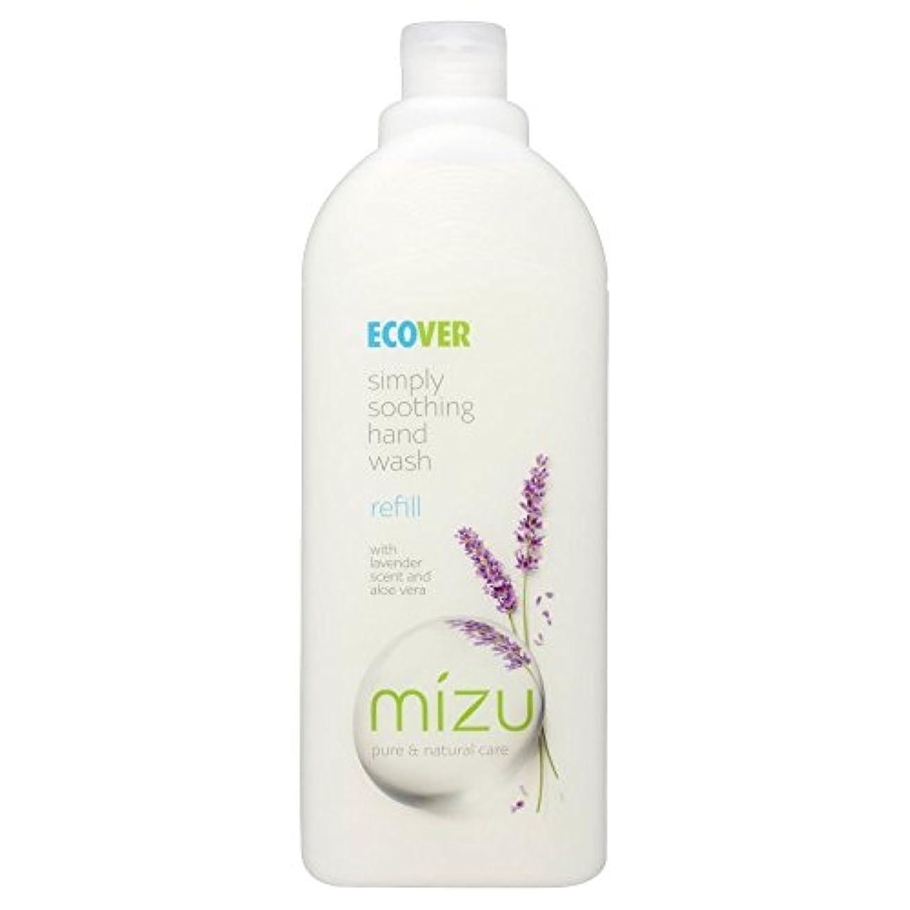 マグロープ共和党Ecover Liquid Hand Soap Lavender & Aloe Vera Refill (1L) エコベール液体ハンドソープラベンダーとアロエベラリフィル??( 1リットル) [並行輸入品]