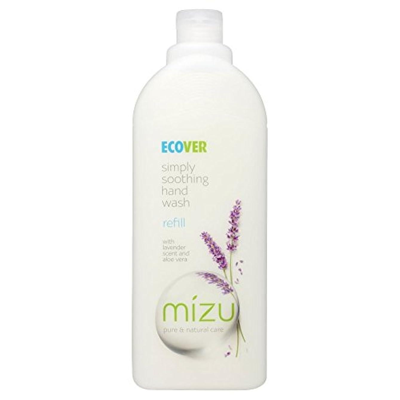 コットン石灰岩退却Ecover Liquid Hand Soap Lavender & Aloe Vera Refill (1L) by Ecover