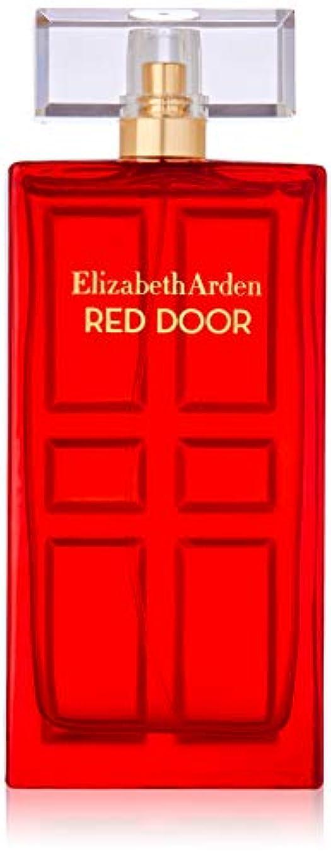 黙認するのためサイレンエリザベスアーデン ELIZABETH ARDEN レッドドア EDT 100mL 香水