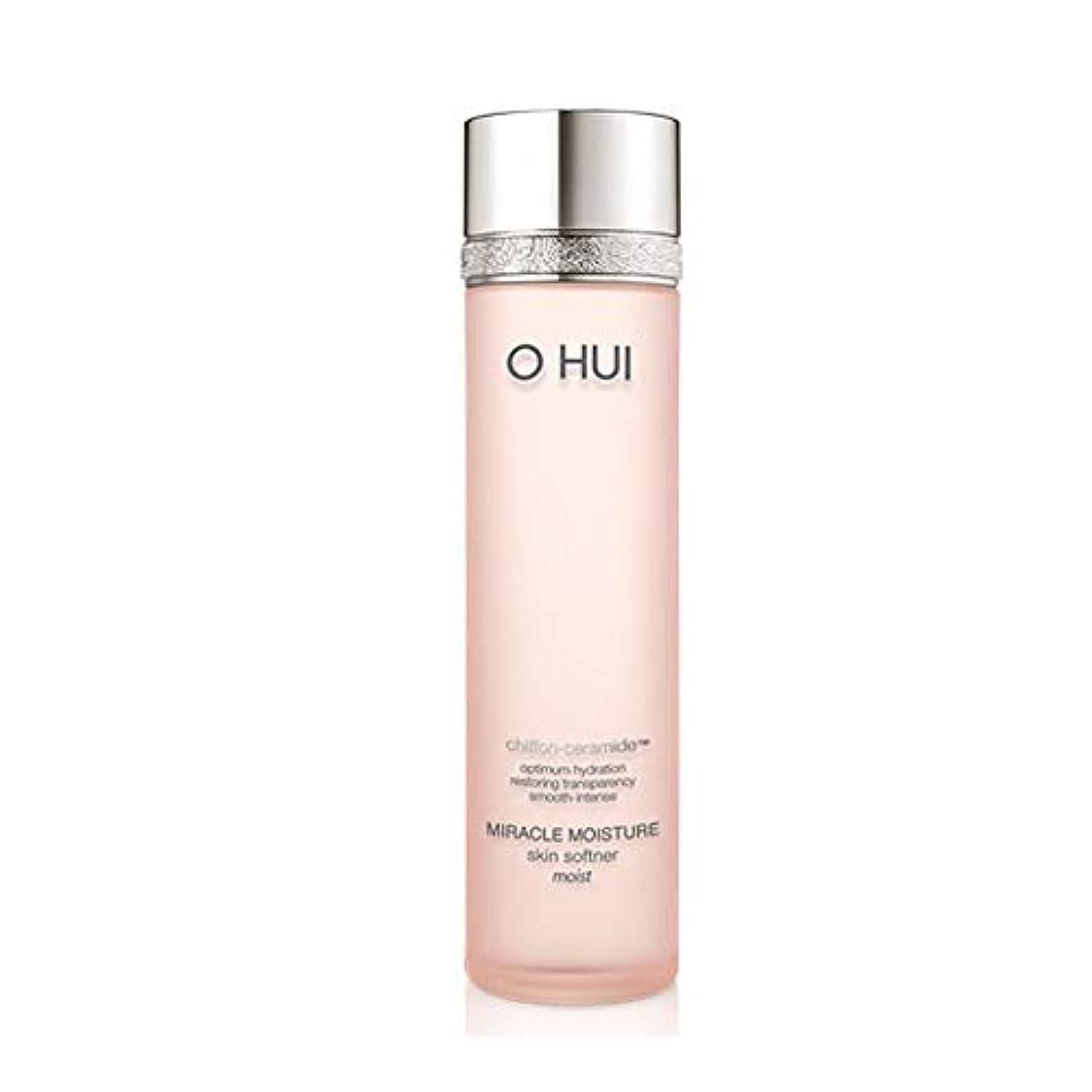 一人で該当する冗長オフィミラクルモイスチャースキンソフナー150ml、O Hui Miracle Moisture Skin Softener 150ml [並行輸入品]