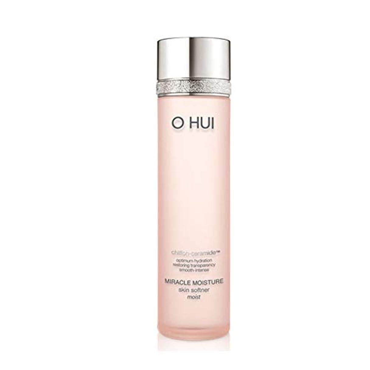 電気植木類人猿オフィミラクルモイスチャースキンソフナー150ml、O Hui Miracle Moisture Skin Softener 150ml [並行輸入品]