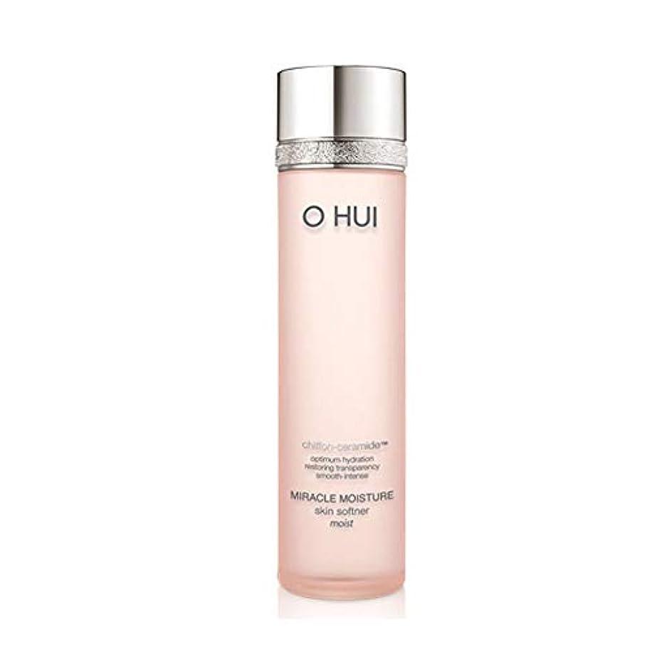 生物学リレースライスオフィミラクルモイスチャースキンソフナー150ml、O Hui Miracle Moisture Skin Softener 150ml [並行輸入品]