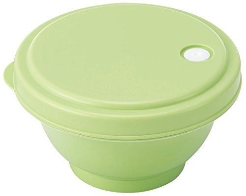 ごはん 冷凍保存容器 M oneself グリーン 日本製 RGO2