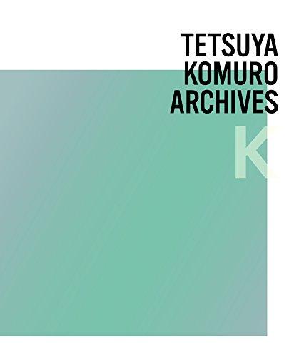 """[画像:TETSUYA KOMURO ARCHIVES """"K""""(CD4枚組)]"""
