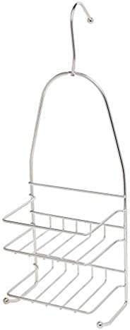 Immerse Shower Organiser Stainless Steel Small, Grey