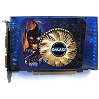 GalaxyテクノロジーGeForce 9500GT 512MB gddr2PCI Express 2.0DVI / DVI / HDTVグラフィックスカード、95tfe8hufexx