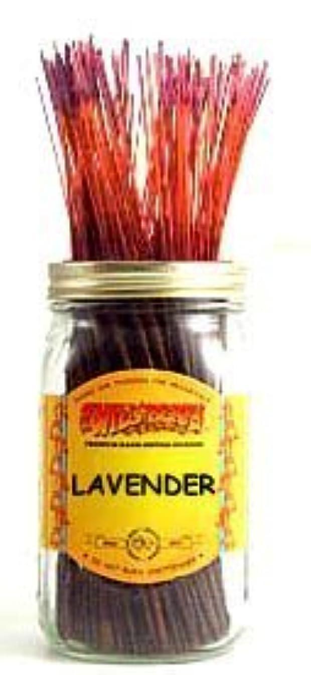 チーフ地理ほめるLavender - 100 Wildberry Incense Sticks [並行輸入品]