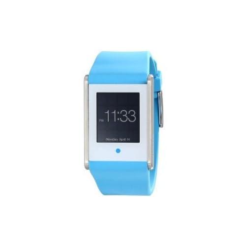 腕時計 Phosphor Unisex TT05 Touch Time Digital Display Quartz Blue Watch【並行輸入品】