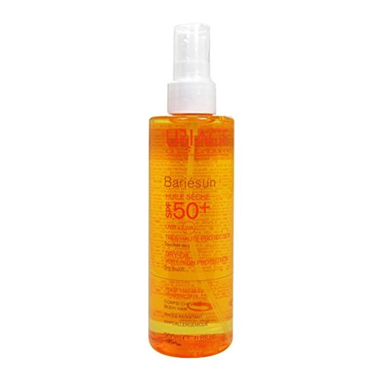 ダース排除万歳Uriage Spf50 + Bariesun Dry Oil 200ml [並行輸入品]