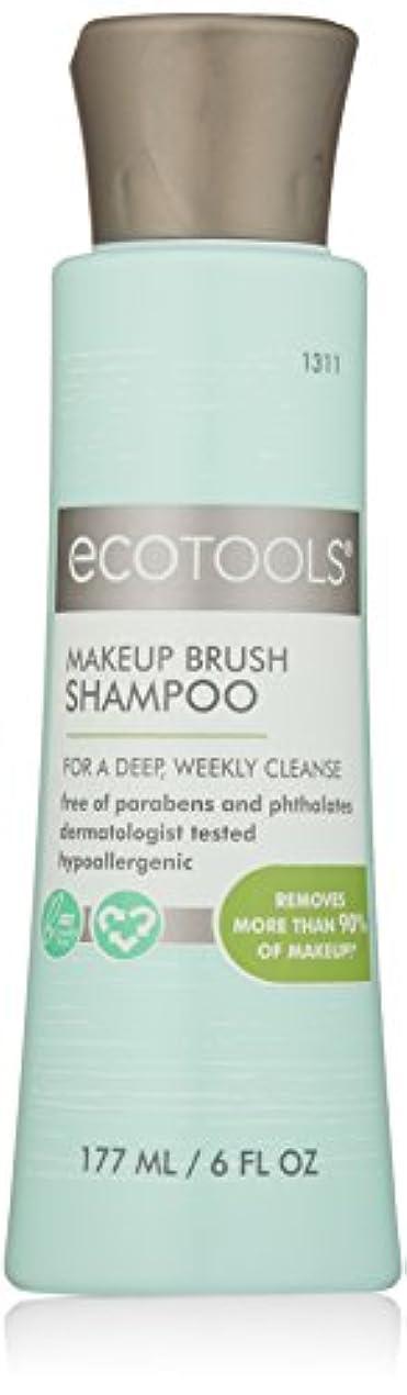 十二テクスチャーシプリーEcoTools Makeup Brush Shampoo (並行輸入品)