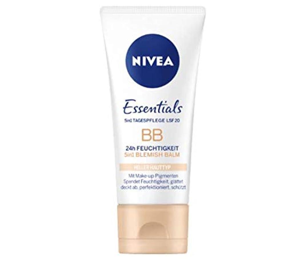 海港あらゆる種類の盟主ニベア Nivea BBクリーム Essentials 50ml [並行輸入品]