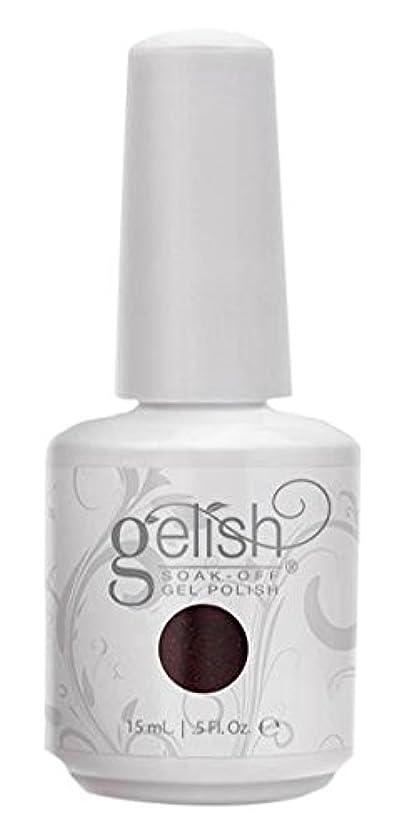 拍車何もないポインタHarmony Gelish Gel Polish - Wine & Dine - 0.5oz / 15ml
