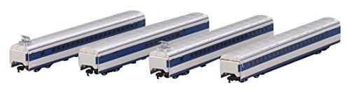 TOMIX Nゲージ 92357 0-2000系東海道・山陽新幹線増結セットB 4両