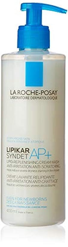 ヨーロッパ取り扱い可愛いLa Roche-Posay(ラロッシュポゼ) 【敏感肌用*全身洗浄料】 リピカ サンデAP+ フェイス&ボディウォッシュ 400mL