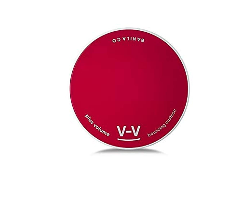 ラベ後継ゆるいbanilaco V-Vバウンシングクッション+詰め替え/V-V Bouncing Cushion + Refill 15g * 2# BE10 [並行輸入品]