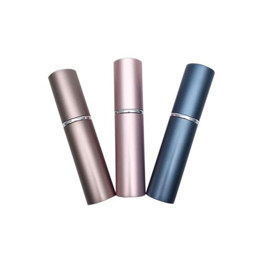 ダウンシンプルなゼロアトマイザー 香水 詰め替え容器 スプレーボトル 小分けボトル トラベルボトル 旅行携帯便利 (6ml)