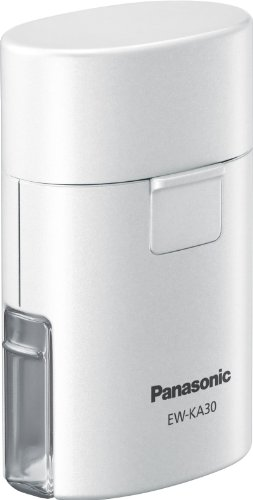 パナソニック 吸入器 ポケットタイプ ホワイト EW-KA3...