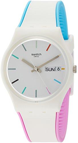 [スウォッチ]swatch [スウォッチ]SWATCH 腕時計 GENT(ジェント) EDGYLINE(エッジライン)ユニセックス【正規輸入品】 GW708  【正規輸入品】
