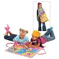 Doodle Bear Stylin' Mat and Tote by PA Distribution, Inc.