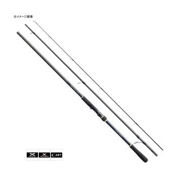 シマノ スピニングロッド ネッサ CI4+  フラットフィッシュ S1002M 10.2フィート