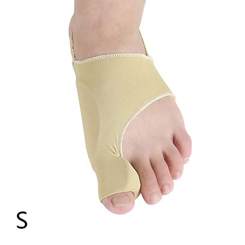 認証特徴づける禁止するEsolom 男性と女性のつま先プロテクター 親指外反矯正 大骨矯正ベルト つま先セパレーター 毎日の使用 つま先の分離保護 フットケアツール