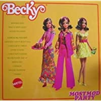 バービー Vintage リプロダクション - Most Mod Party Becky 131002fnp [並行輸入品]