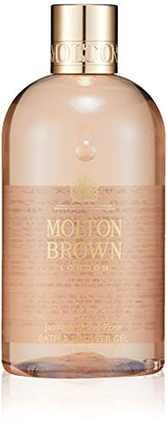 玉気づく伝導率MOLTON BROWN(モルトンブラウン) ジャスミン&サンローズ コレクション J&SR バス&シャワージェル