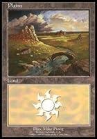 Magic : the Gathering–Plains–Euro Set 1–Euro Land Promos