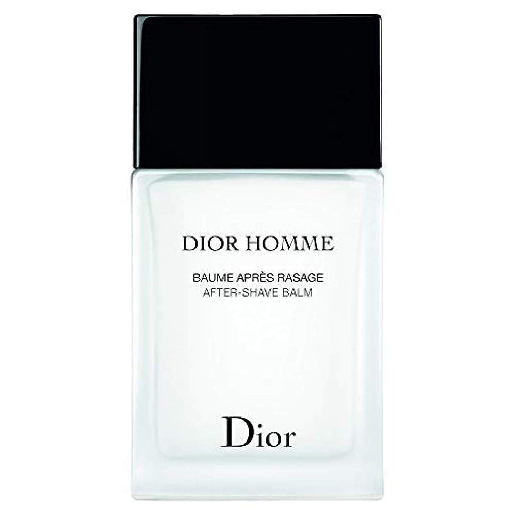 溶岩スピーチ試験[Dior] ディオールオムアフターシェーブバーム100ミリリットル - Dior Homme After-Shave Balm 100ml [並行輸入品]