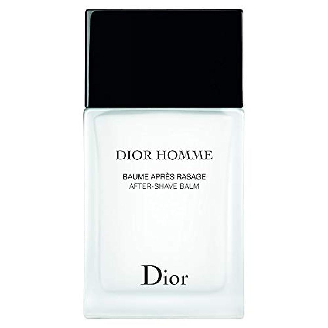 ブリリアント逸話聖域[Dior] ディオールオムアフターシェーブバーム100ミリリットル - Dior Homme After-Shave Balm 100ml [並行輸入品]