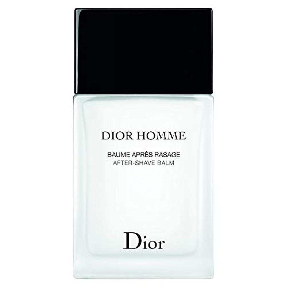 ジョグ確かに大学生[Dior] ディオールオムアフターシェーブバーム100ミリリットル - Dior Homme After-Shave Balm 100ml [並行輸入品]