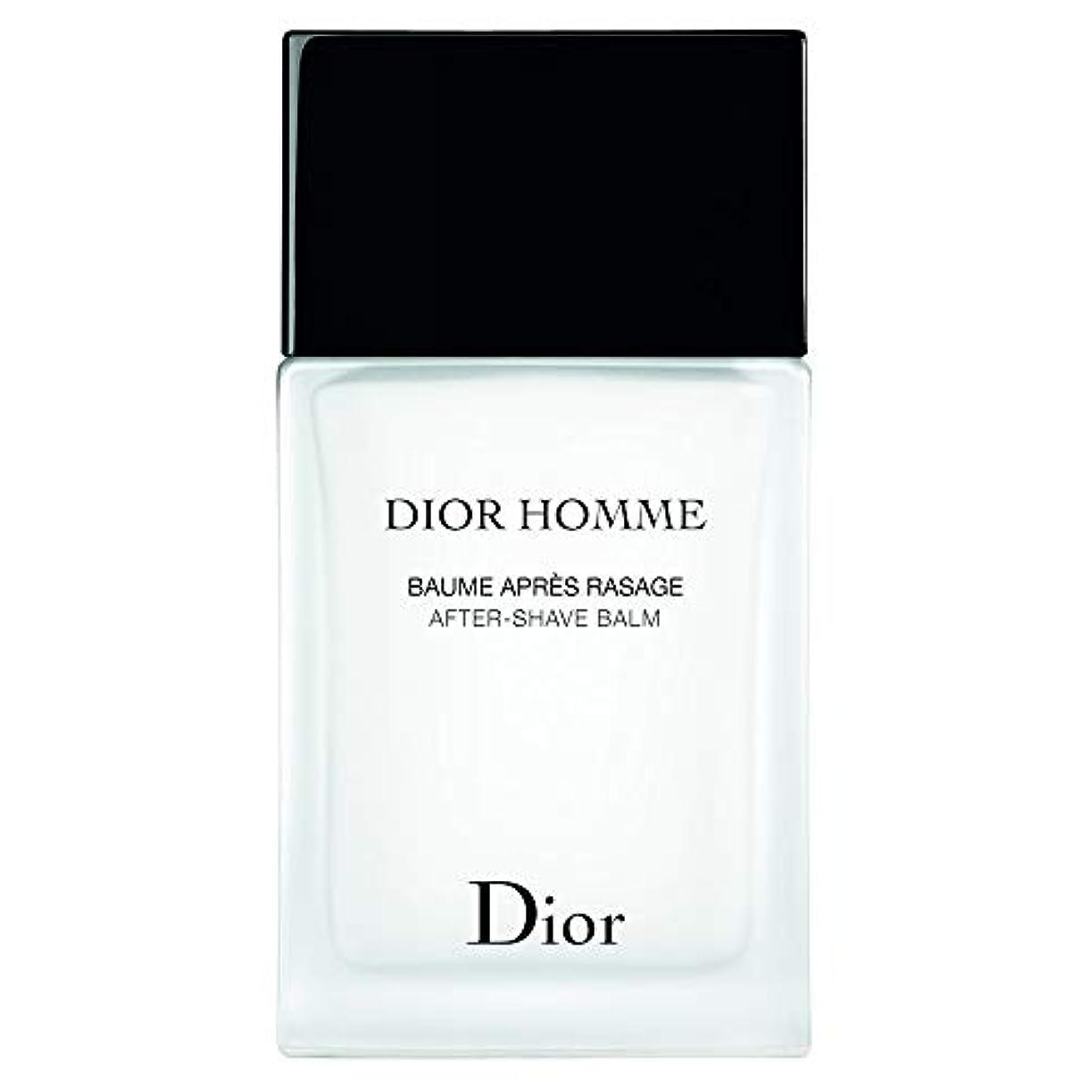 使役密度サークル[Dior] ディオールオムアフターシェーブバーム100ミリリットル - Dior Homme After-Shave Balm 100ml [並行輸入品]