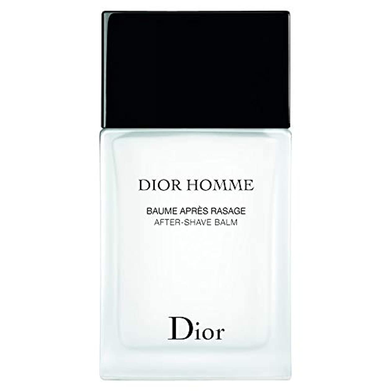 手がかり版項目[Dior] ディオールオムアフターシェーブバーム100ミリリットル - Dior Homme After-Shave Balm 100ml [並行輸入品]