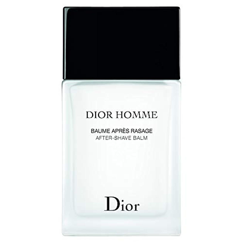 符号民兵閃光[Dior] ディオールオムアフターシェーブバーム100ミリリットル - Dior Homme After-Shave Balm 100ml [並行輸入品]