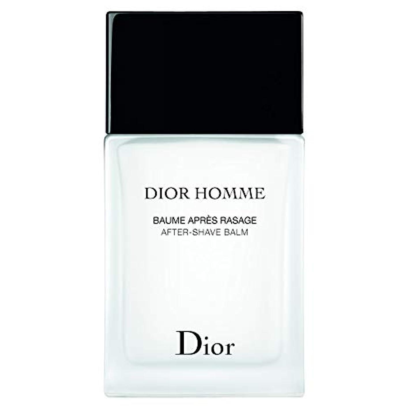 [Dior] ディオールオムアフターシェーブバーム100ミリリットル - Dior Homme After-Shave Balm 100ml [並行輸入品]
